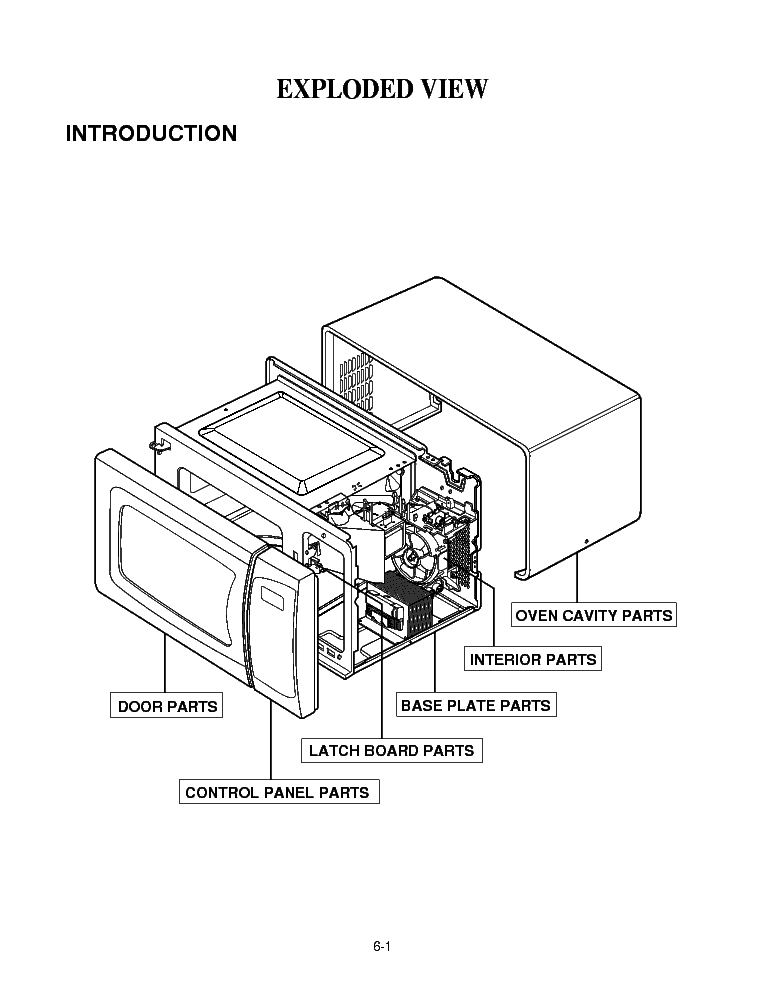 LG MS-324F 2001 Service Manual download, schematics