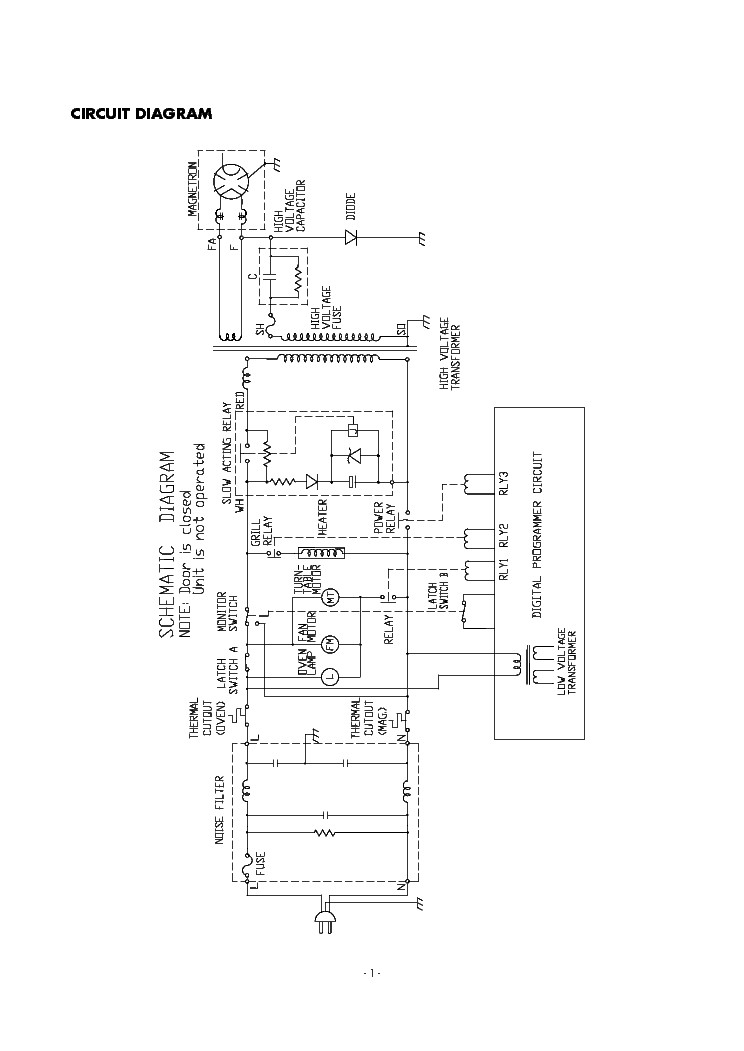 SANYO EM-G4753 SM Service Manual download, schematics