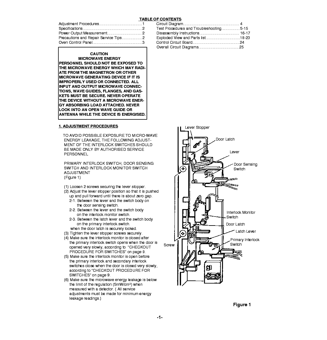 SANYO EM-PD9500 Service Manual download, schematics