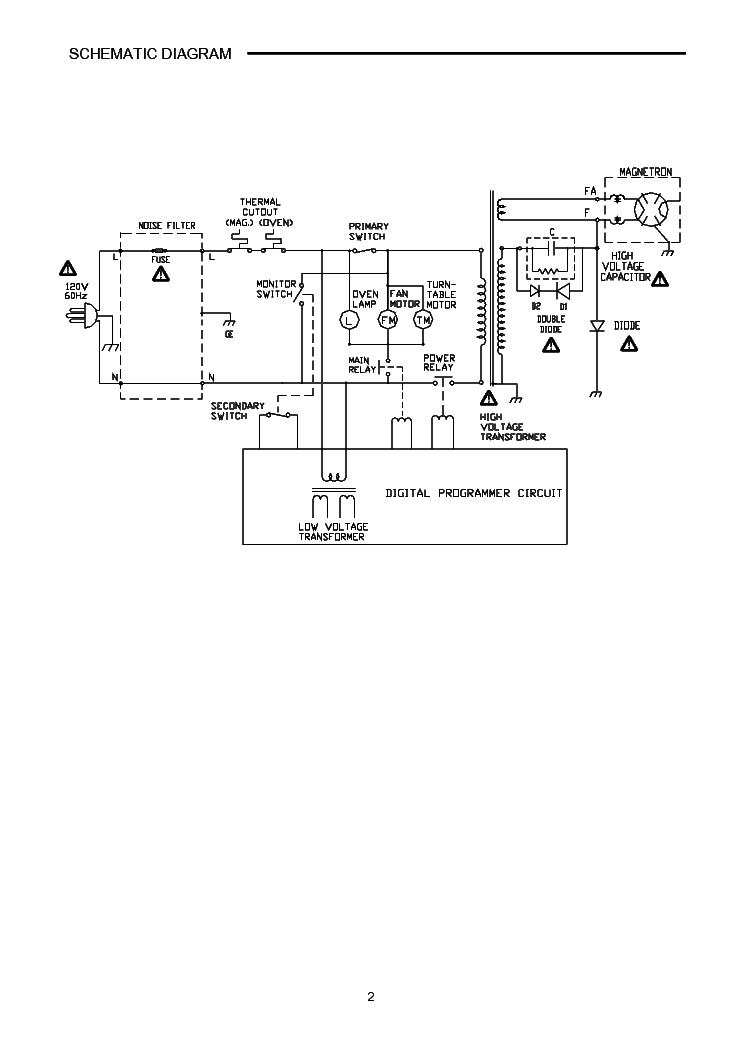 SANYO EMS5120W Service Manual download, schematics, eeprom
