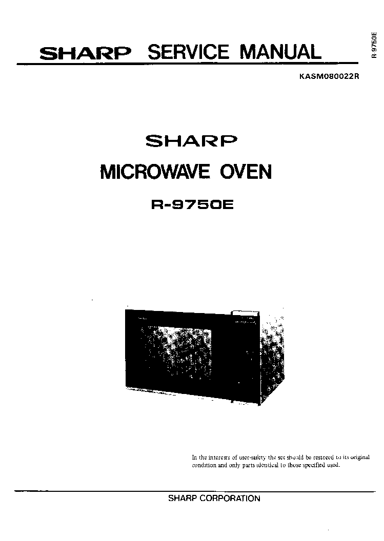 Microwave Oven Repair Manual Pdf