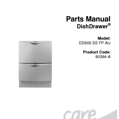 Fisher Paykel Dishwasher Parts Diagram 3 Phase Wiring Colours Dd605 List Service Manual Download Schematics 1st Page