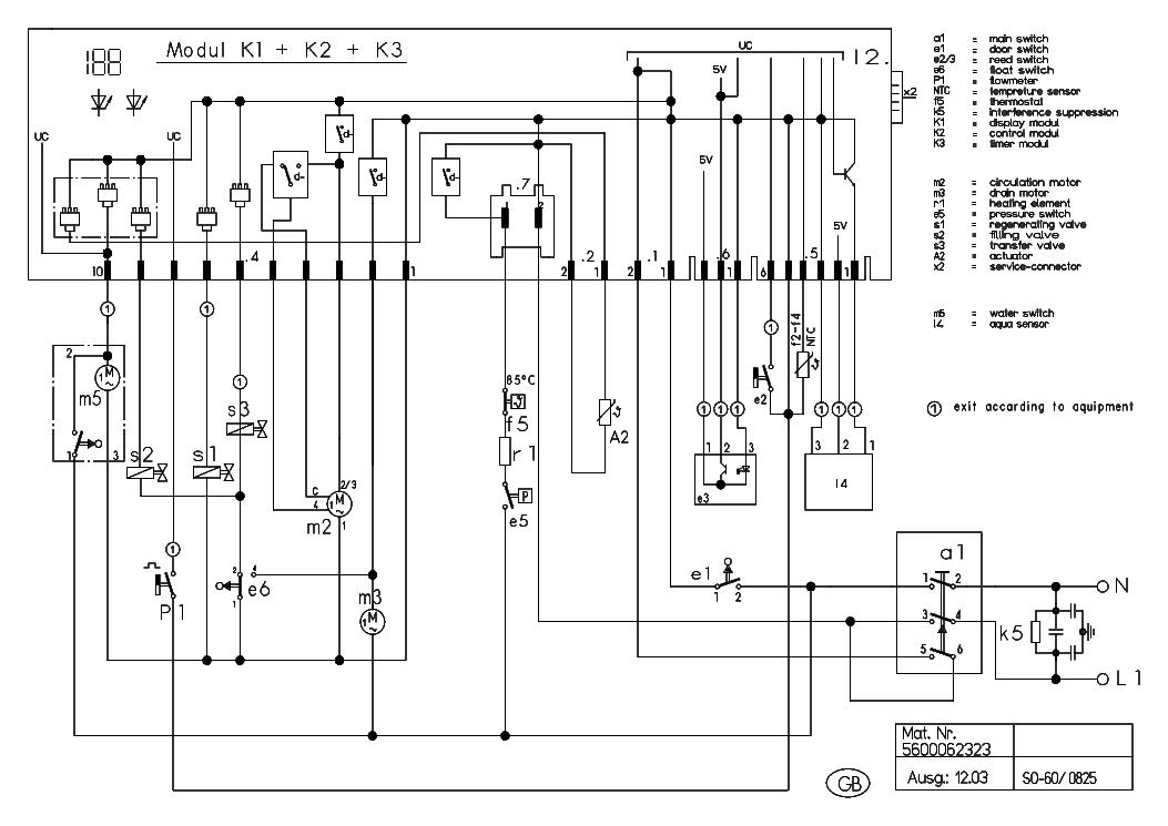 SIEMENS WM 61200 PROG Service Manual download, schematics