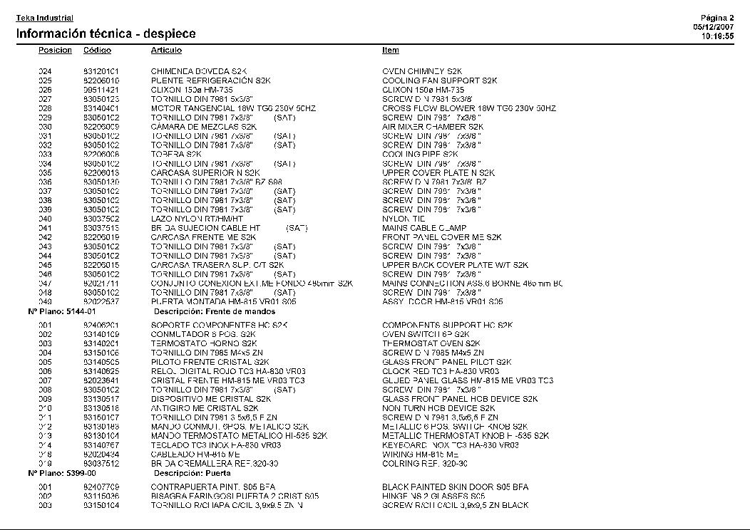 TEKA HM-815 ME VR03 Service Manual download, schematics