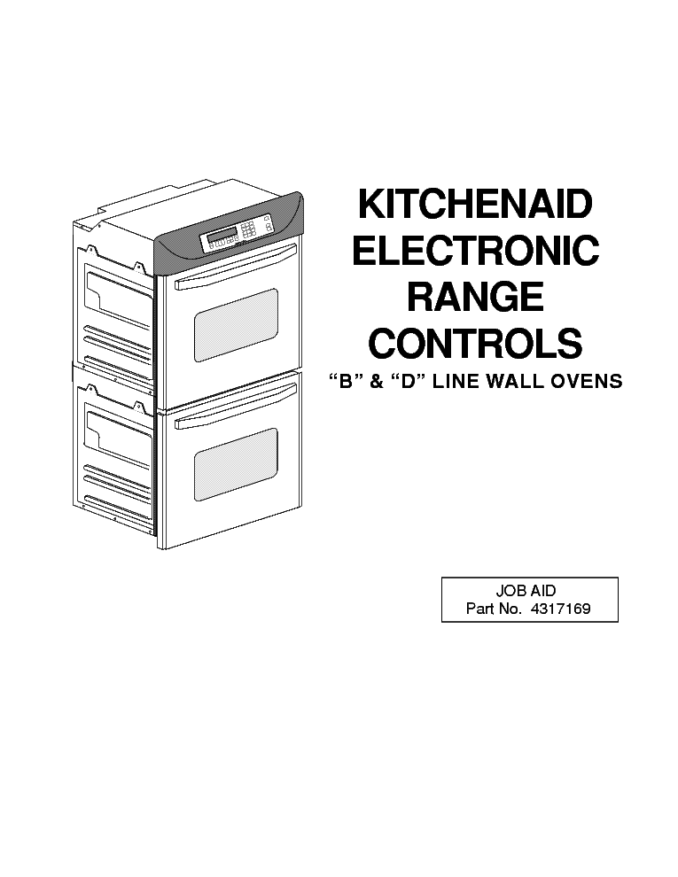 Kitchenaid Oven Manual # Deptis.com > Inspirierendes