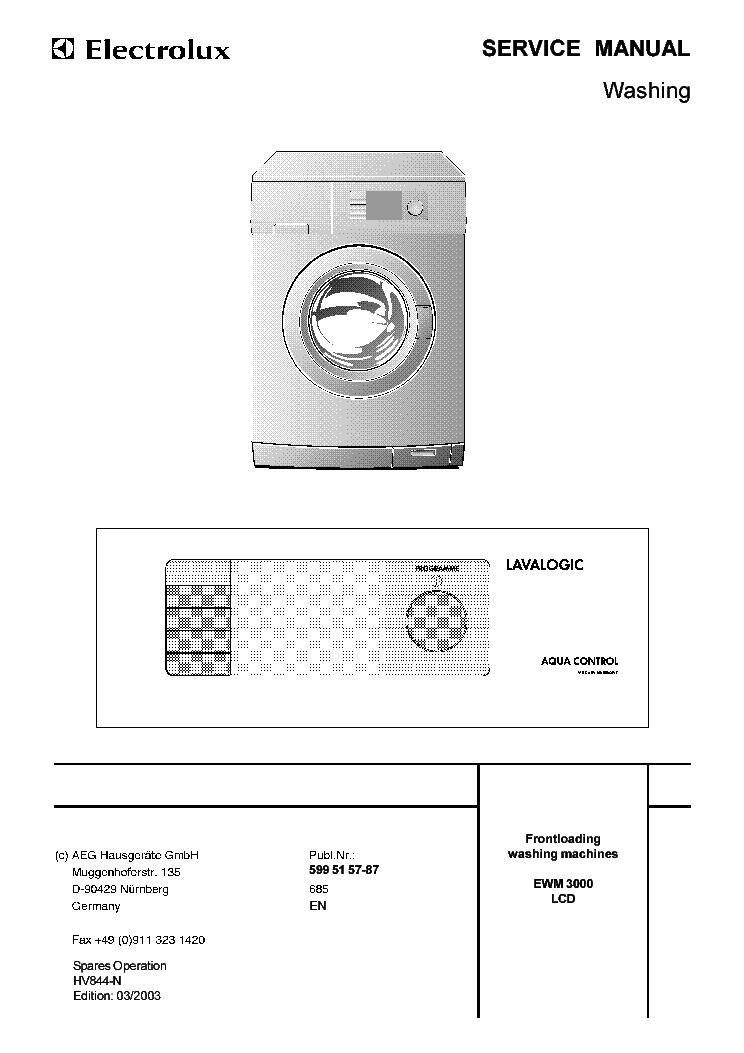 Pdf Aeg 860d Repair Service Manual