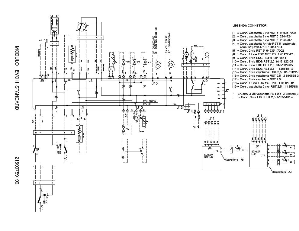ARISTON ARISTON MARGHERITA AL846TX SCH Service Manual