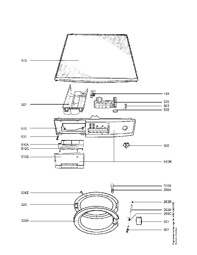 ELECTROLUX WASCOMAT W125,SE125,FL125 Service Manual