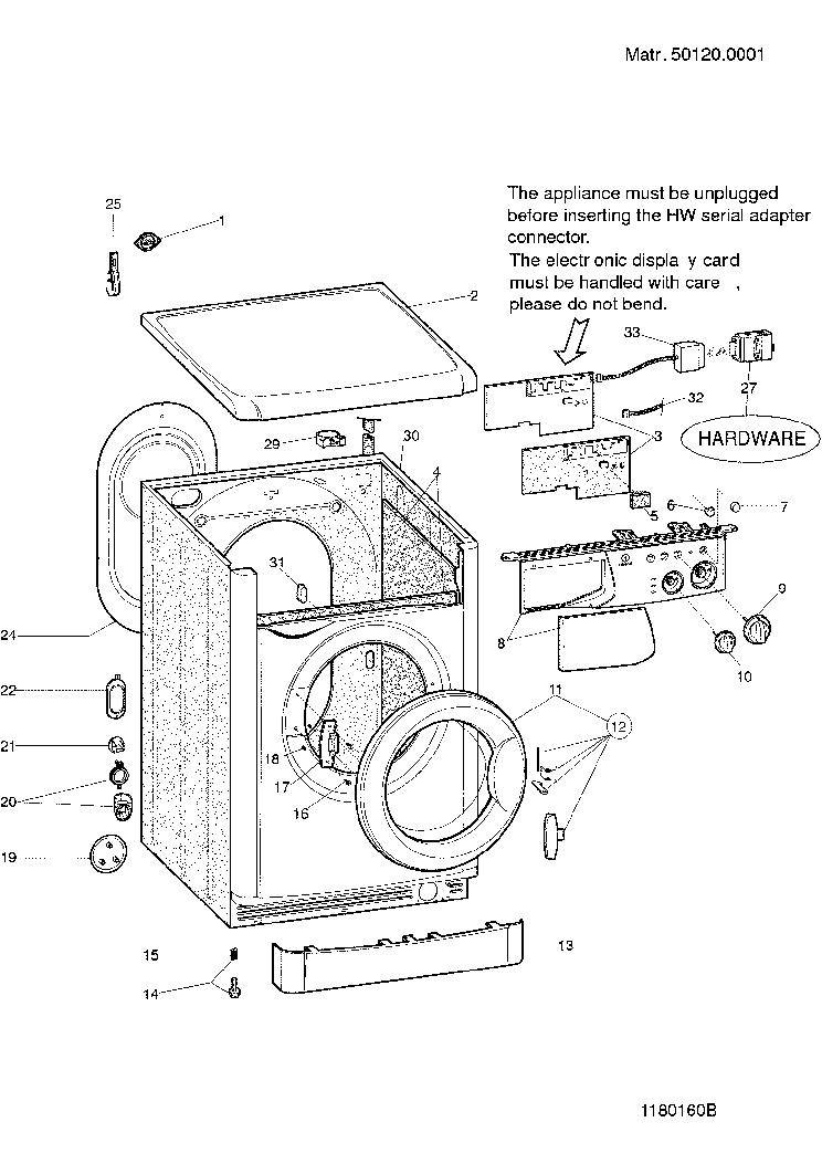 INDESIT WIA9FR Service Manual download, schematics, eeprom