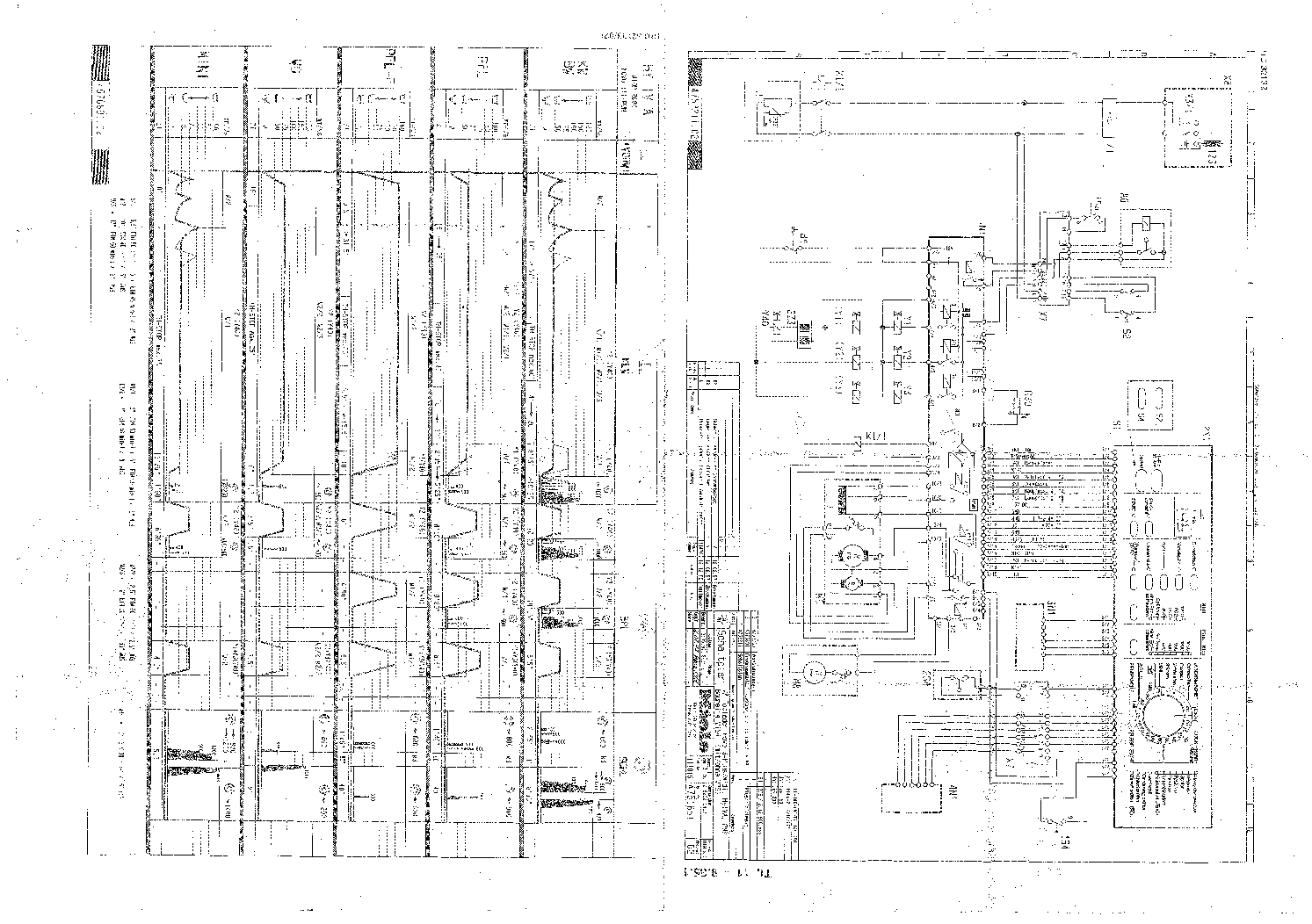 MIELE W150 SCH Service Manual free download, schematics