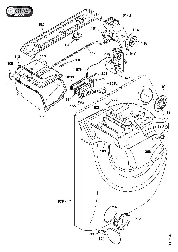 OTSEIN-HOOVER HVP13-37 Service Manual download, schematics