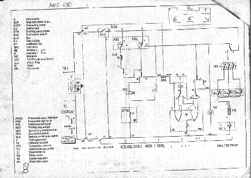 WHIRLPOOL AWG-650 SCH Service Manual download, schematics