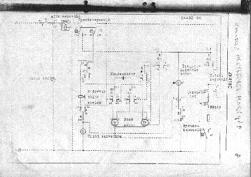 ZANUSSI-ZF-411-C Service Manual download, schematics