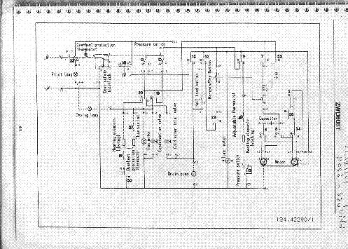 ZANUSSI-ZVD-800 Service Manual download, schematics