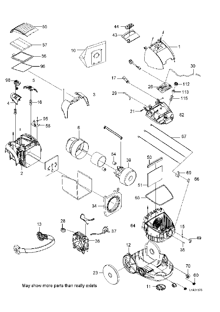 Electrolux Oxygen Vacuum Wiring Diagram Electrolux Central