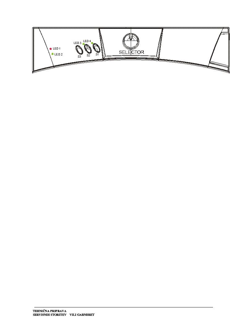 GORENJE FAILURES DRYERS 4-022-0408-EN Service Manual