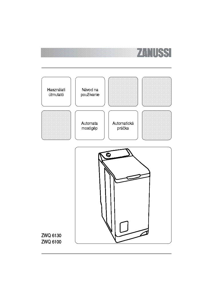 ZANUSSI FA1032 Service Manual download, schematics, eeprom