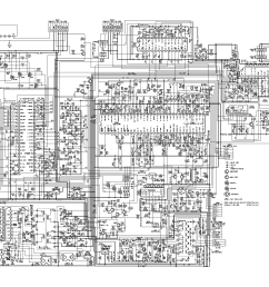 free aiwa tv circuit diagram wiring diagram previewaiwa tv a219 service manual download schematics  [ 1489 x 1053 Pixel ]