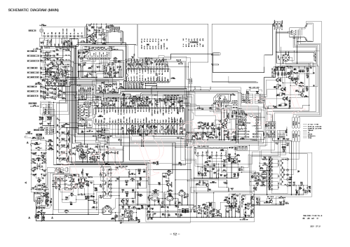 small resolution of aiwa tv a1426 sch service manual download schematics eeprom aiwa tv a1426 sch service