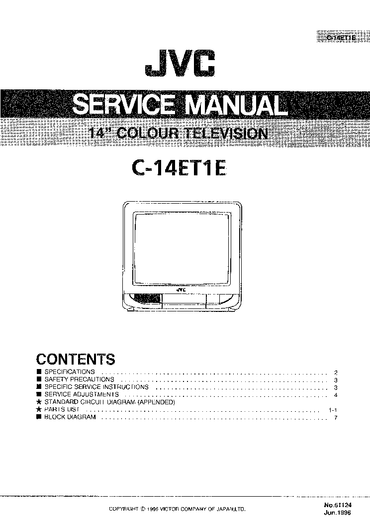 AKAI CT-1417D SCH Service Manual download, schematics