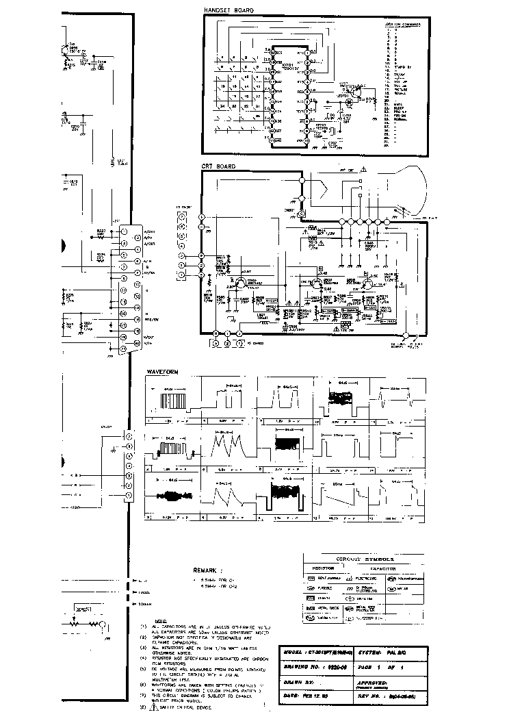 AKAI CT-V29NTF-PF-E10 DELTON CTV SF-2915 CHASSIS LPCB0018