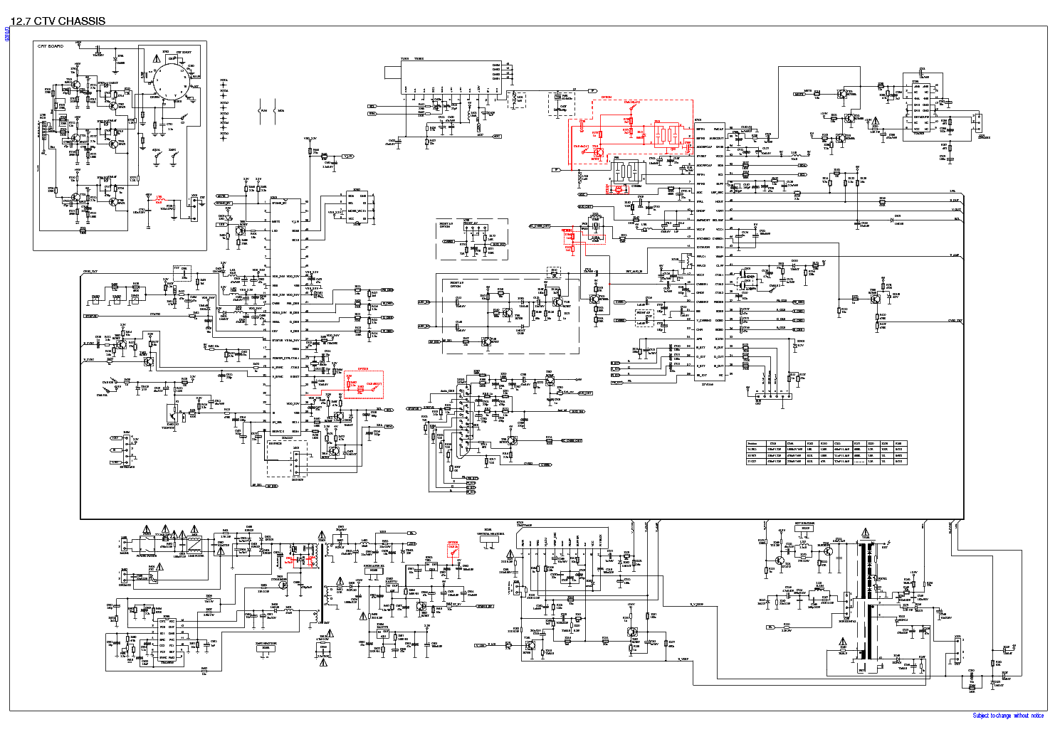 hight resolution of beko tel chassis 12 7 circuit diagram service manual free download circuitdiagram service manual free download tv circuits free
