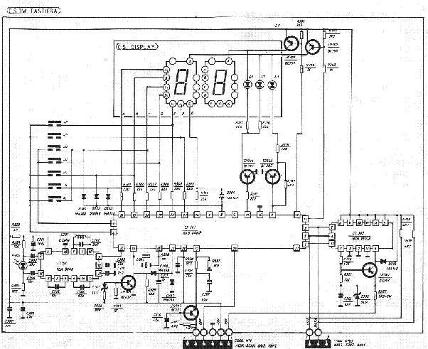 ULTRAVOX TVC110 Service Manual download, schematics