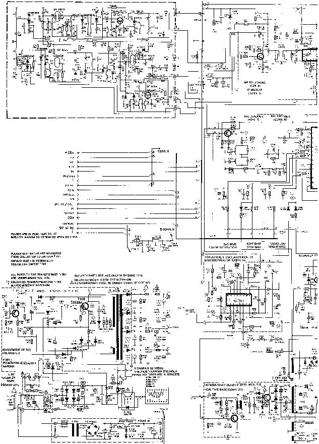 EI B-20 SCHEMATIC Service Manual download, schematics