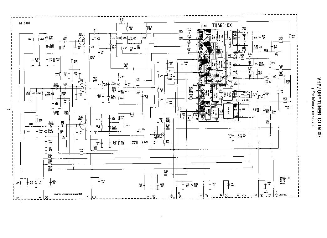 FERGUSON CH ICC19-2H Service Manual download, schematics