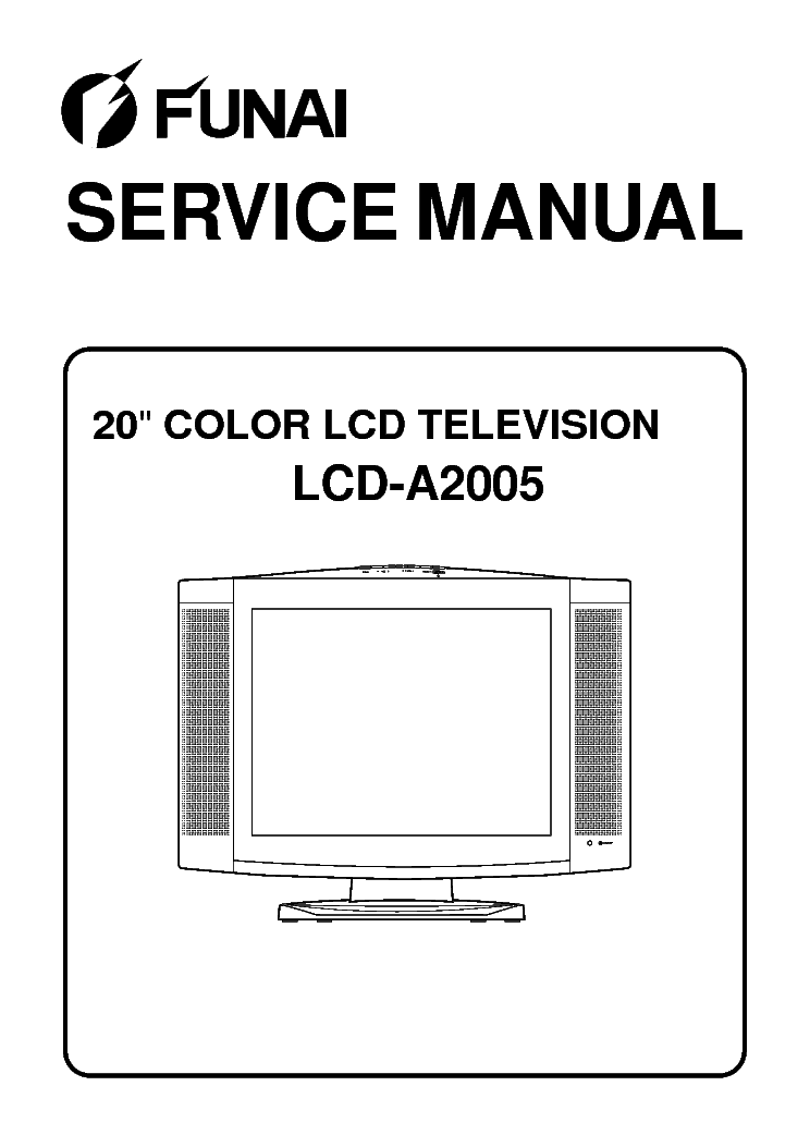 FUNAI LT850-M32 Service Manual free download, schematics