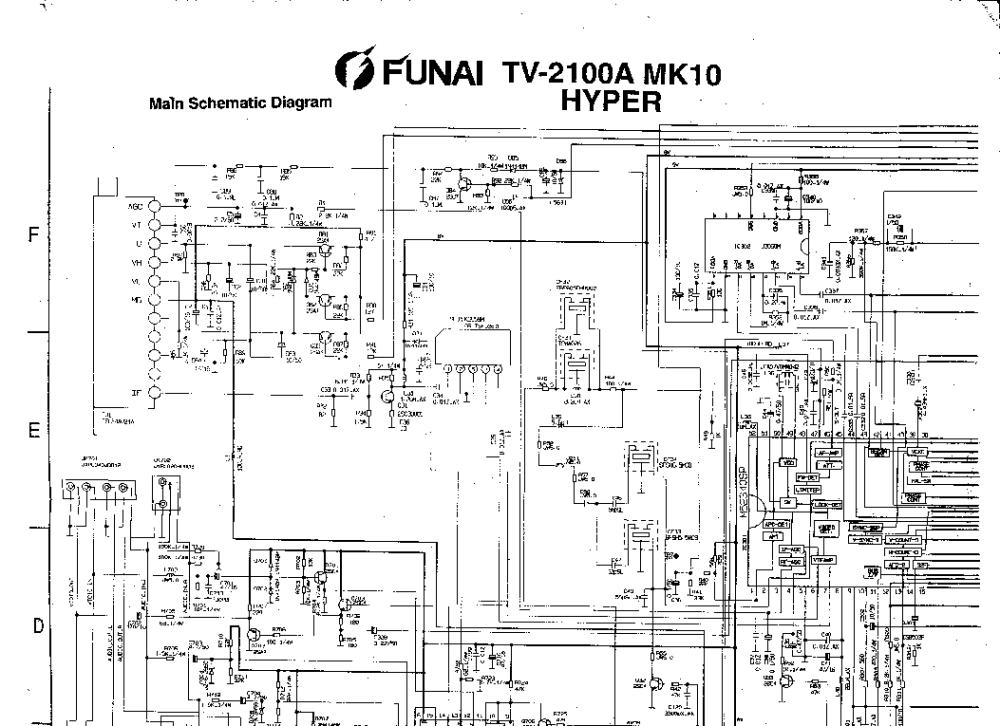 medium resolution of funai tv 2100a mk10 sch service manual download schematics eepromfunai tv 2100a mk10 sch