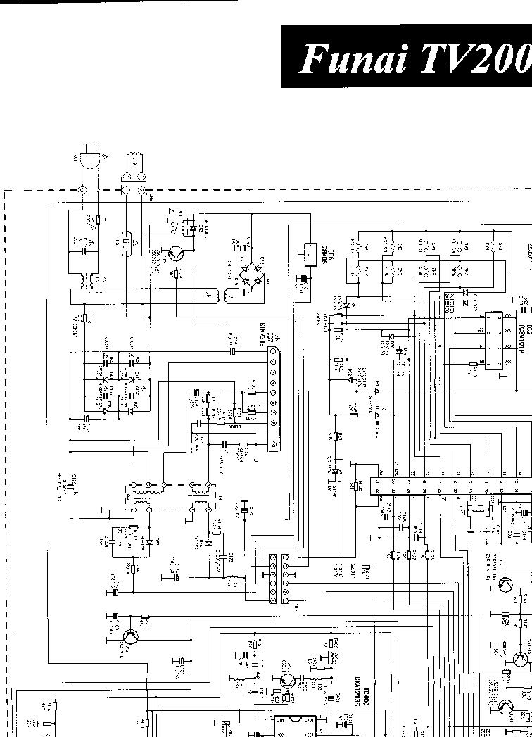 Funai 2000 Service Manual