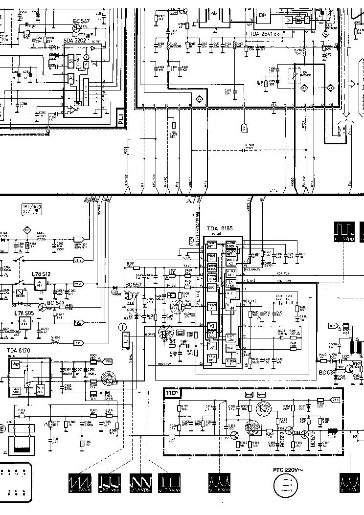 GORENJE CHASSIS G2 Service Manual download, schematics