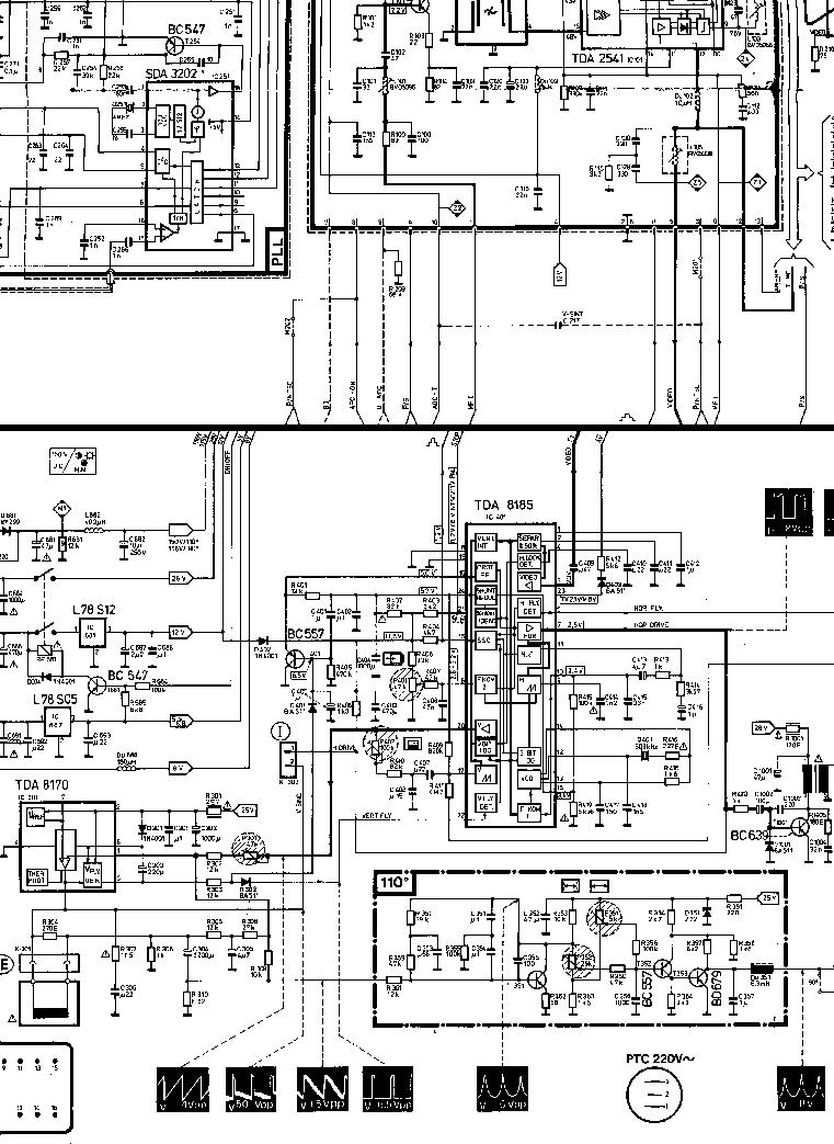 GORENJE CHASSIS G2 SCH Service Manual download, schematics