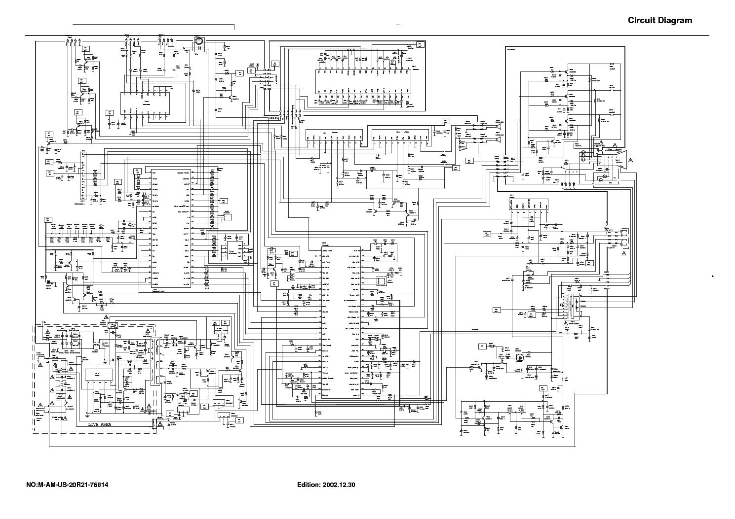 HAIER HTF20R21 Service Manual download, schematics, eeprom