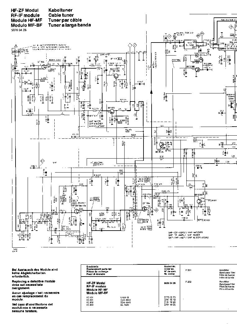 ITT NOKIA 3712-OS SM Service Manual download, schematics