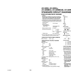 jvc av 20n3 20nmg3 20nmg3b chassis cg sm service manual 2nd page  [ 1638 x 1099 Pixel ]
