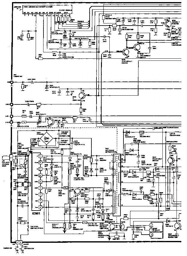JVC AV-21TE Service Manual download, schematics, eeprom