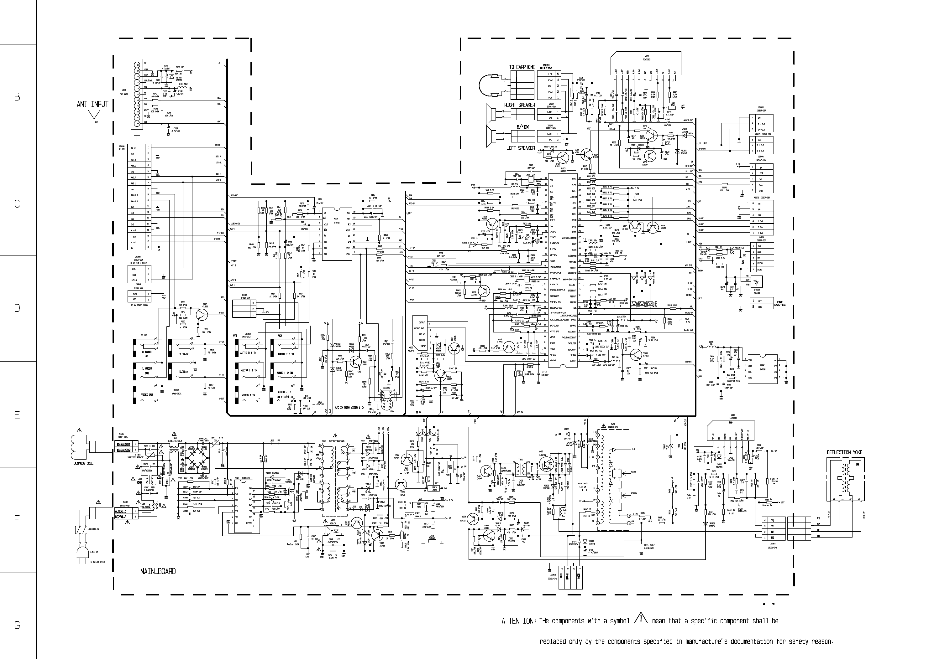 KONKA SZ2-MONO-DIAGRAM Service Manual download, schematics