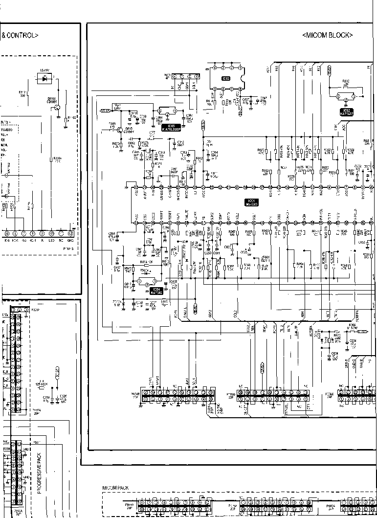 LG LAFINION 72 82W CHASSIS MC-021B SCH Service Manual