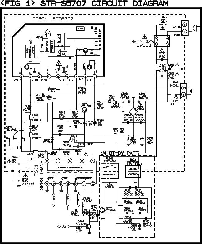 LG PC53A Service Manual download, schematics, eeprom