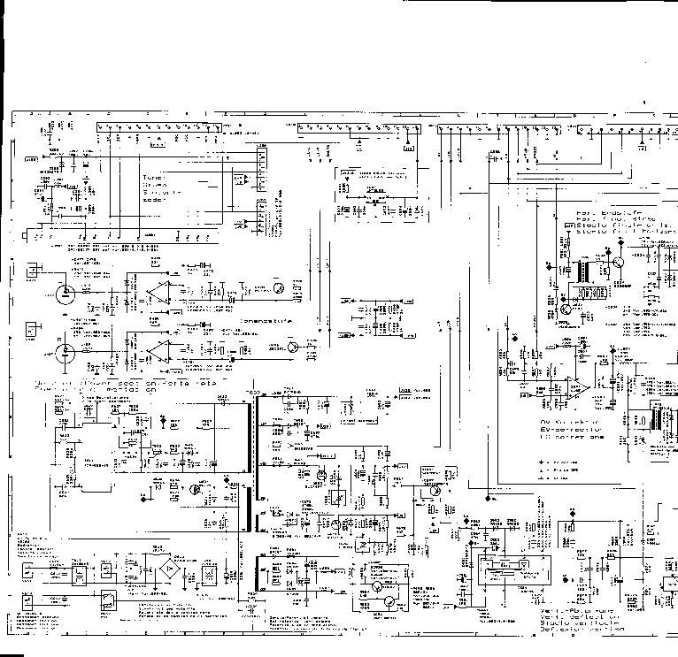 LOEWE Q2000 CHASSIS Service Manual download, schematics