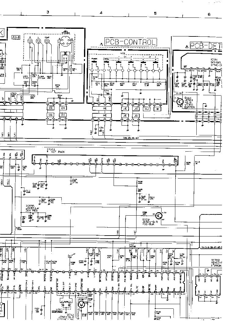 MITSUBISHI CT-25 29B2STX LST Service Manual download