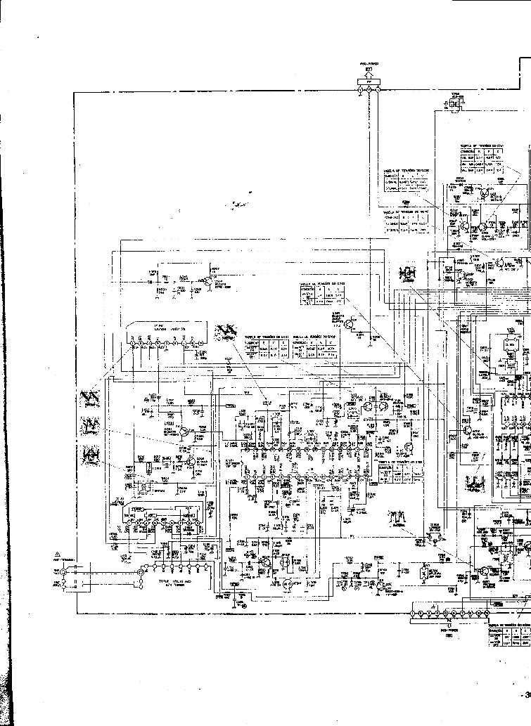 MITSUBISHI TC-2091 Service Manual download, schematics