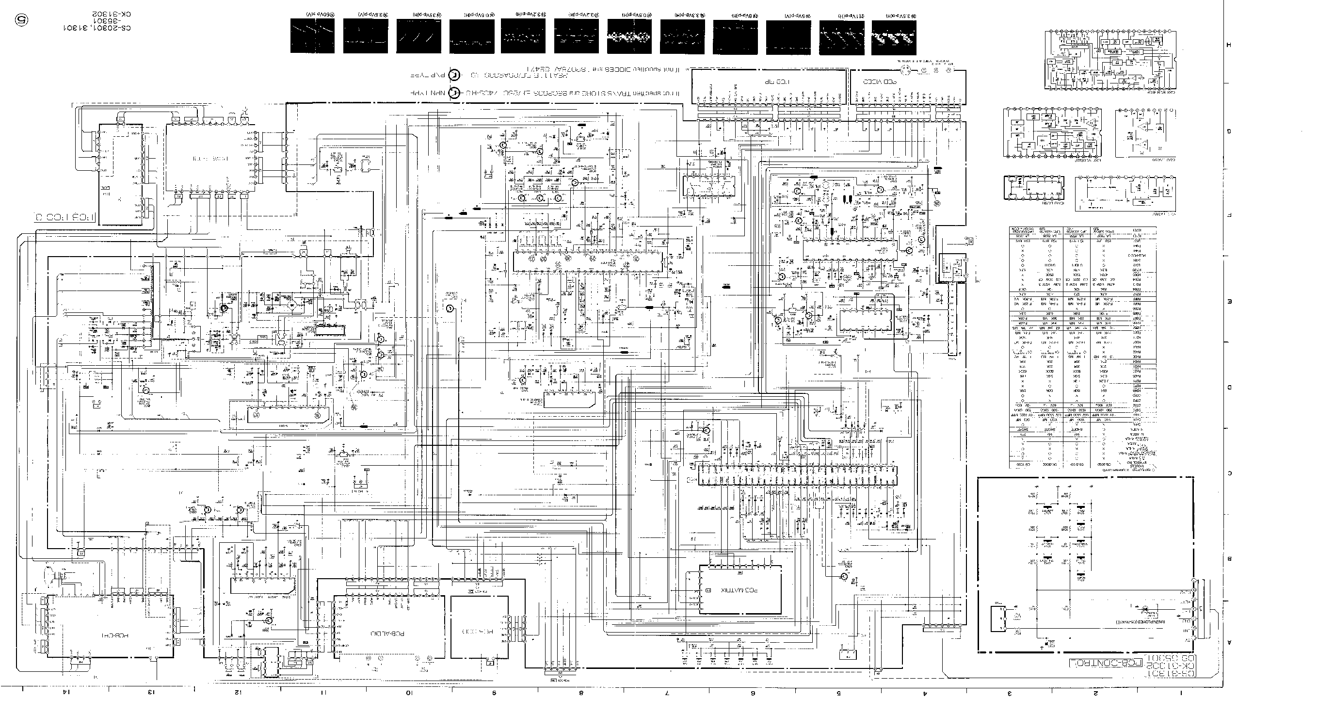 For Mitsubishi Tv Schematics - Auto Electrical Wiring Diagram
