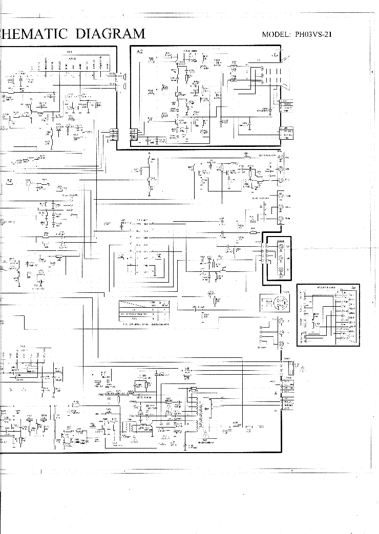 NEO 2100TX 2166TX Service Manual download, schematics