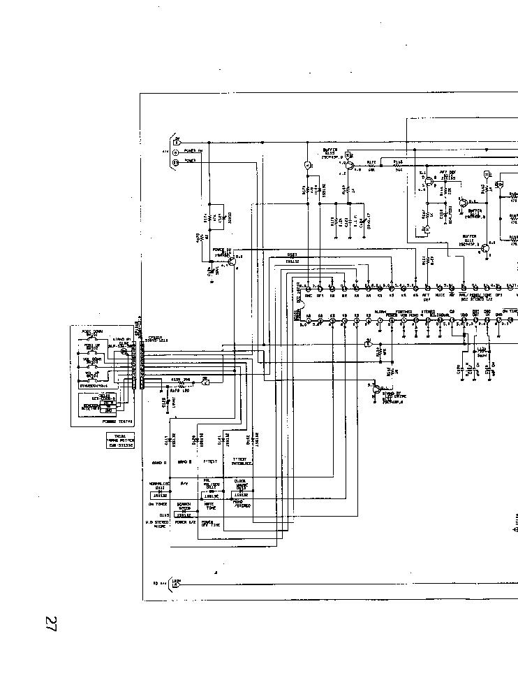 ORION 14J Service Manual download, schematics, eeprom