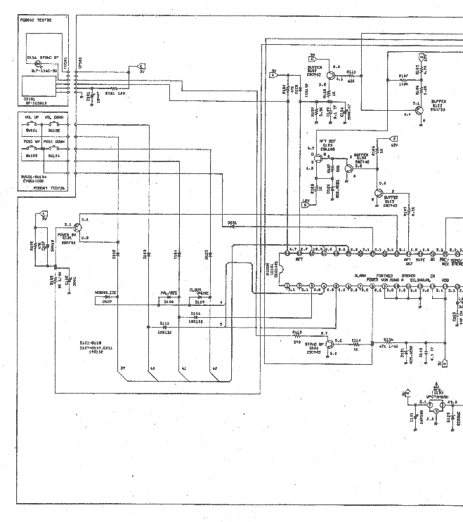 ORION 20A Service Manual download, schematics, eeprom