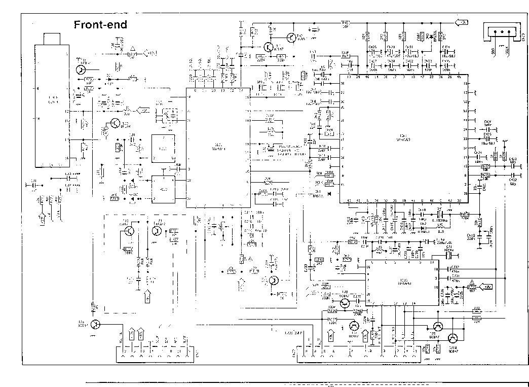 ORION T2190MJ Service Manual free download, schematics