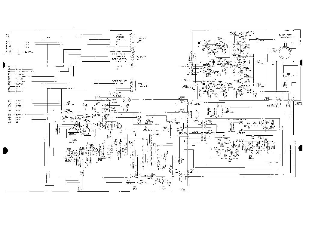 ORION COLOR 7088 SCH Service Manual download, schematics